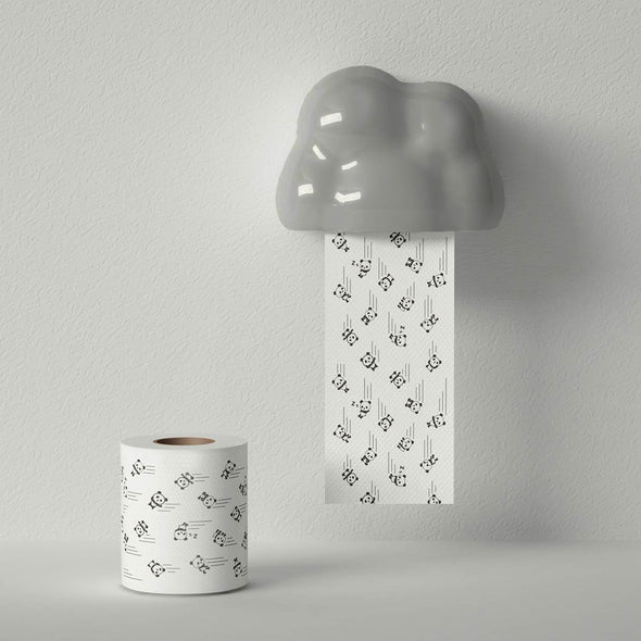 Studio Mango Cloudy Tissue Case (Grey)