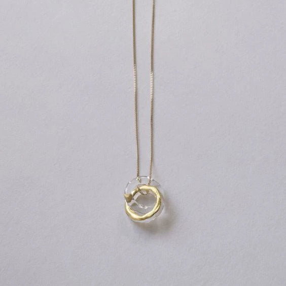 HARIO Handmade Jewelry - 10K Gold Necklace (HAA-ETH-001N)