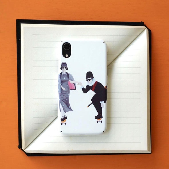 GLUE x Zishi Culture Exchange Phone Case
