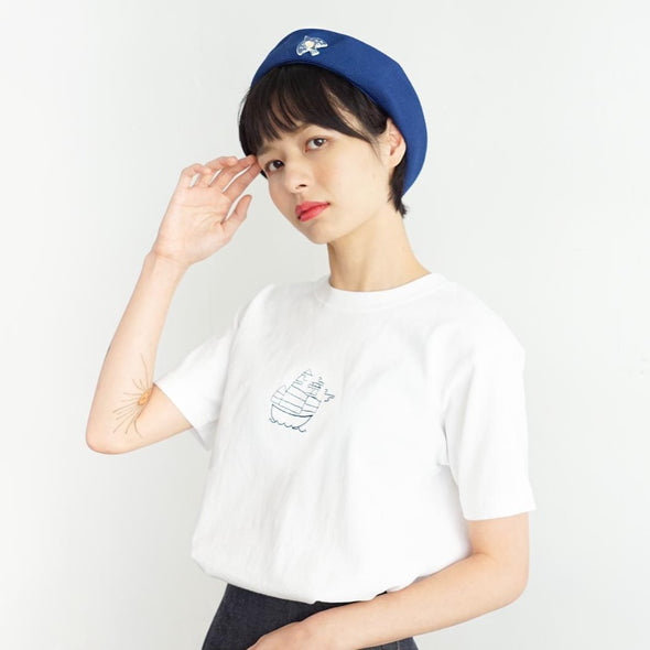 Incense Harbour T-shirt - Fishboat