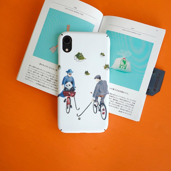 GLUE x Zishi Diplomatic Panda Phone Case
