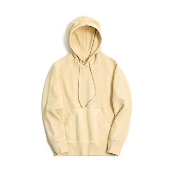 Vintage and republic hoodies - Yellow