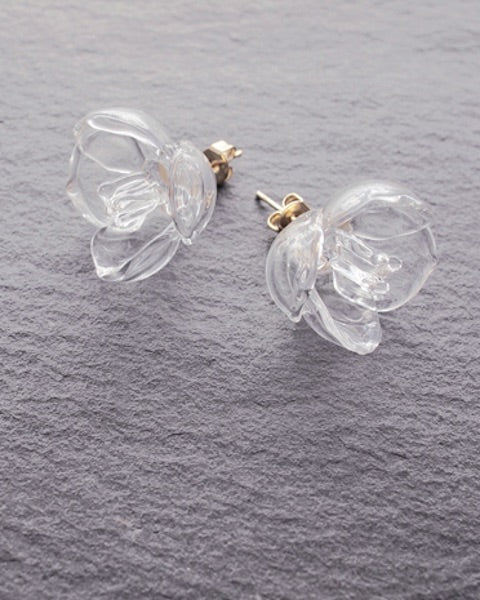 Hario Handmade Jewelry - Plants Earrings - HAP-TB-001