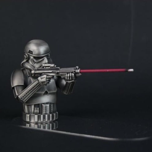 Star War Handmade Incense holder - Stormtrooper (Limited Edition