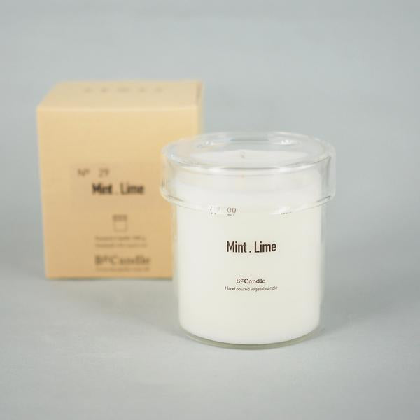 BeCandle Saikung Candle 200ml - Mint Lime