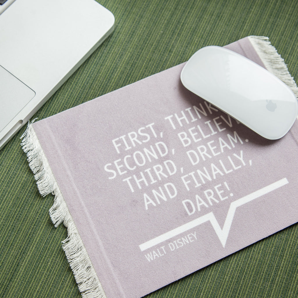 Studio Mango Rug/Carpet Mousepad - Quotation