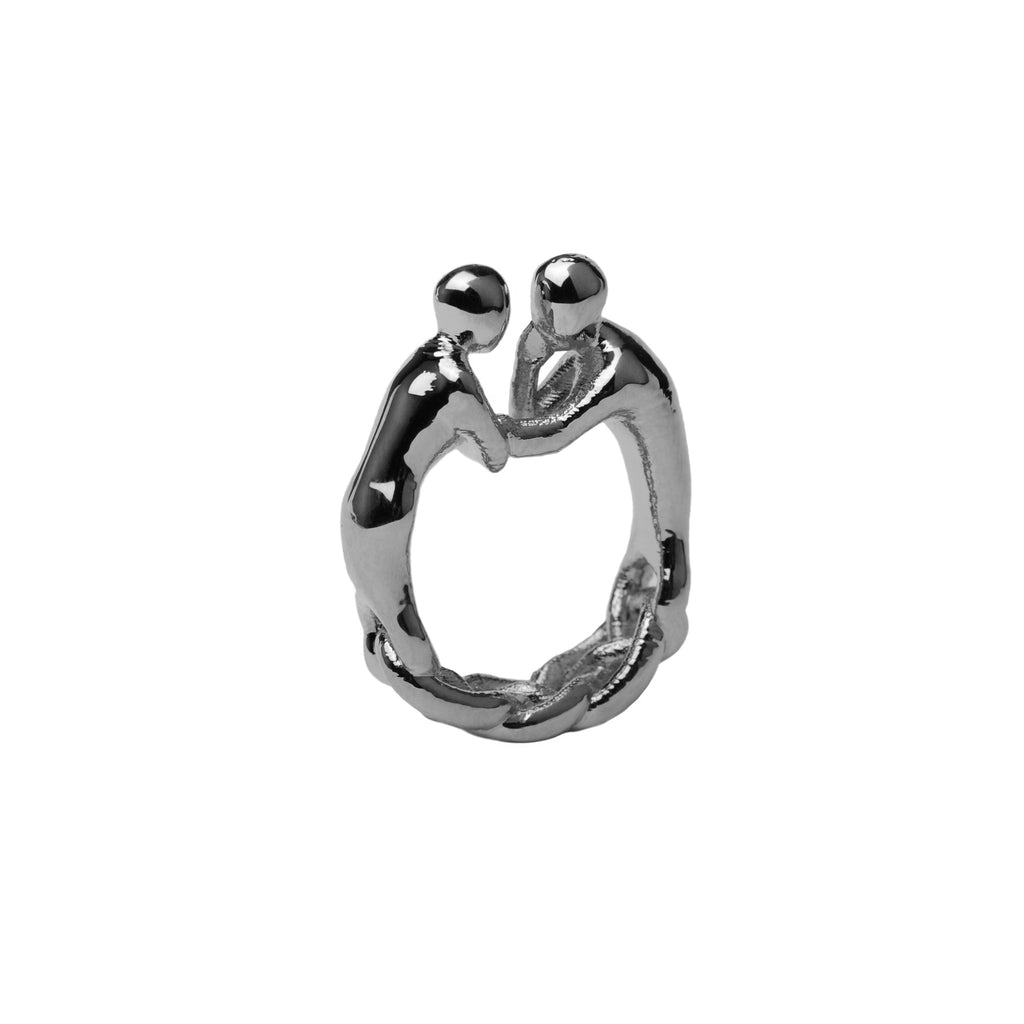 2gether Ring Silver