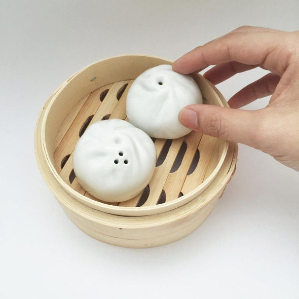 Pinying Dim Sum Salt and Pepper Shaker