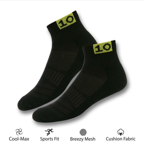 Breezy Lite Cotton Socks (Z7)