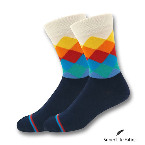 Fine Cotton Socks (H6)