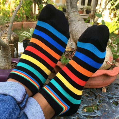 Fine Cotton Socks