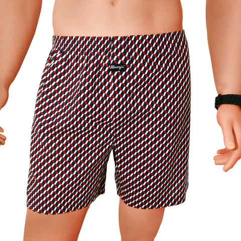 Relaxed Fit Boxer Shorts (B9-S)