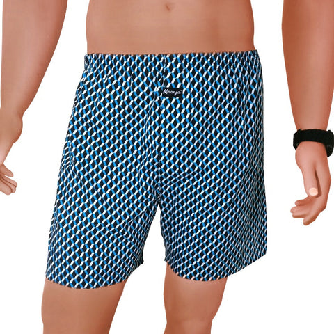 Relaxed Fit Boxer Shorts (B2-XL)