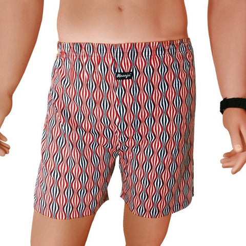 Relaxed Fit Boxer Shorts (B6-XL)