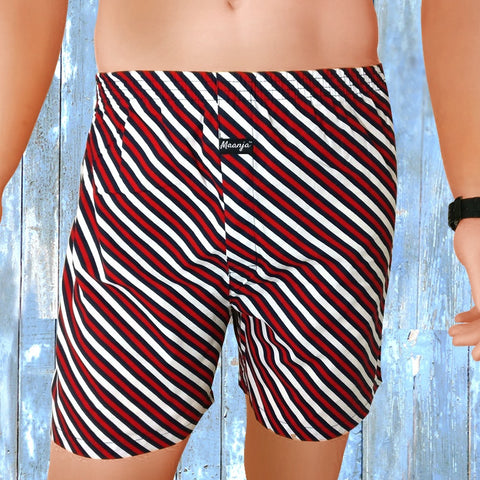Relaxed Fit Boxer Shorts (B4-S)