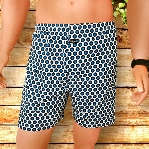 Relaxed Fit Boxer Shorts (B7-L)