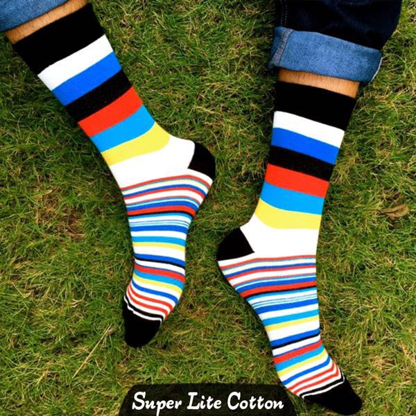 Fine Cotton Socks (H8)