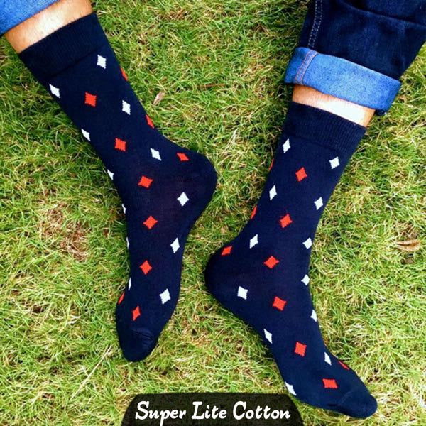 Fine Cotton Socks (I3)