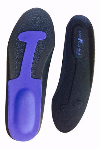Sole Control Air Sports Full Length Orthotic Insoles