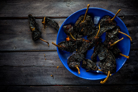Ancho dried chile