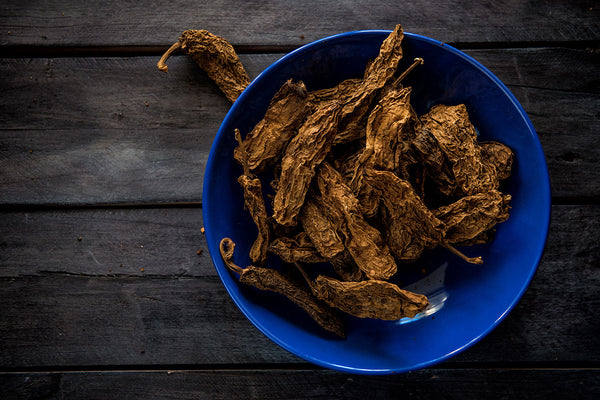 Chipotle dried chile
