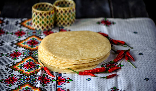 Tortilla Mix Tacos, Corn, Flour and salsa macha,   Free delivery in Poland