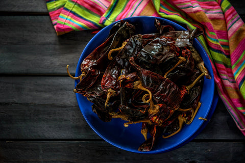 Guajillo dried chile