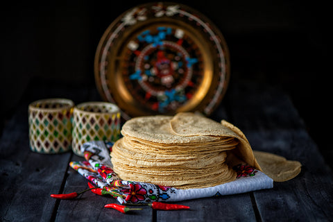 Corn tortilla original 15cm