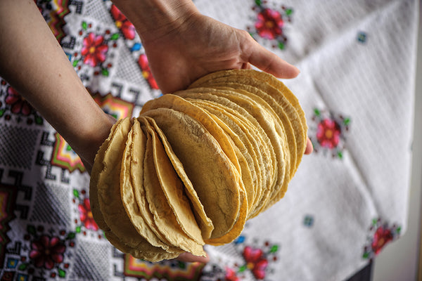 Corn tortilla original