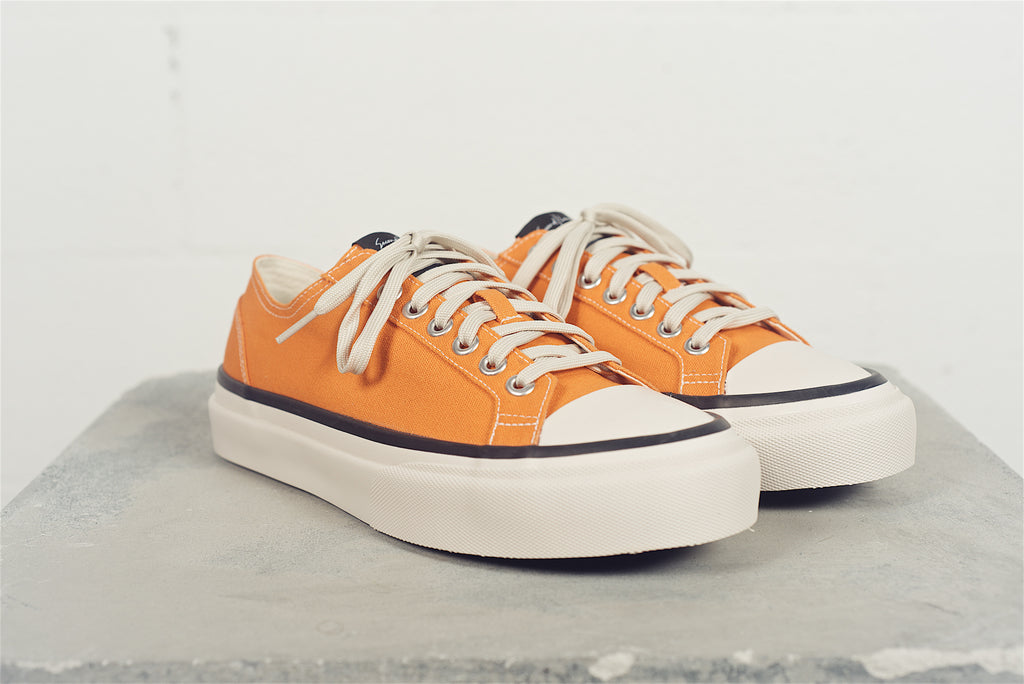 SL 1007-01 | Orange Washed Canvas