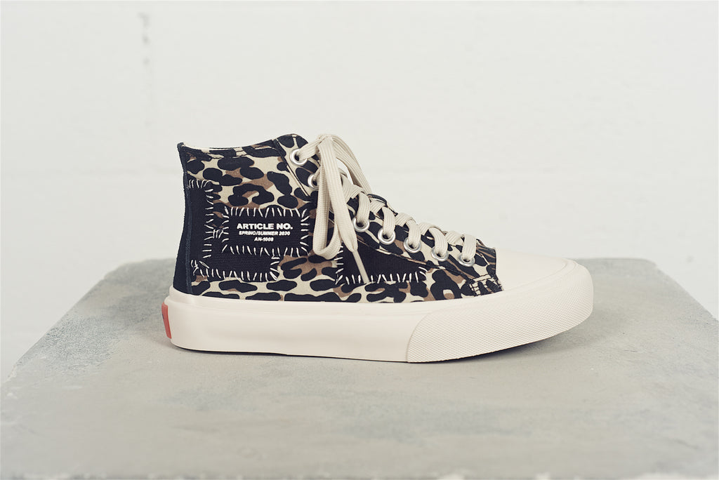1008W-03 | Leopard Canvas