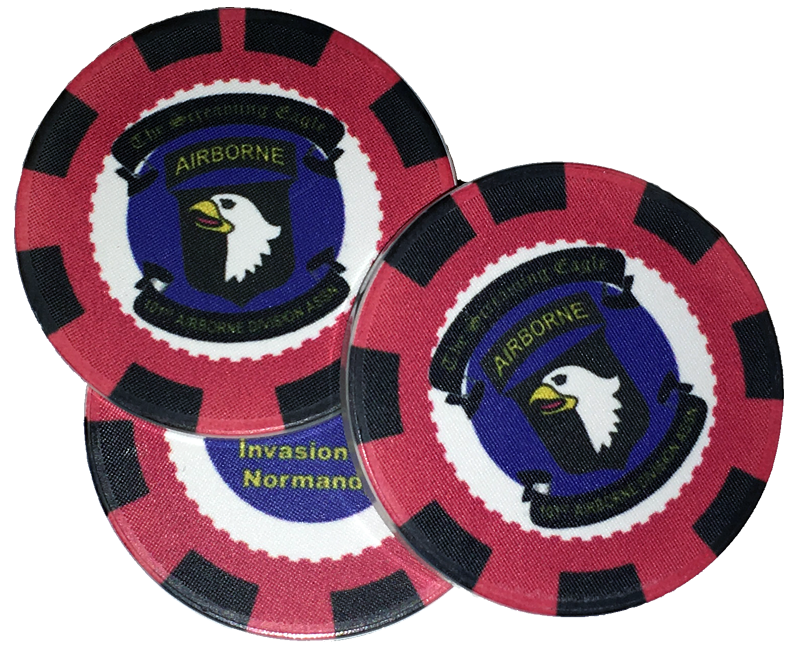Poker Chip & Token