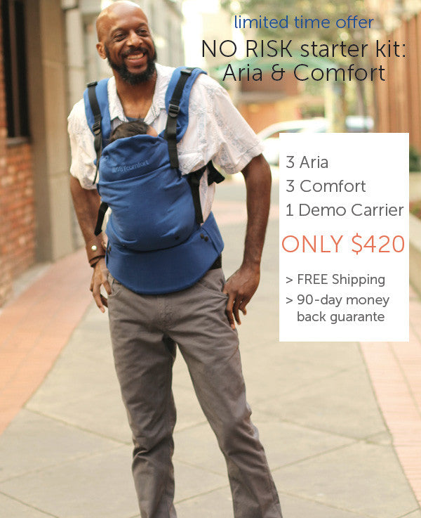 No Risk Starter Kit: Aria & Comfort