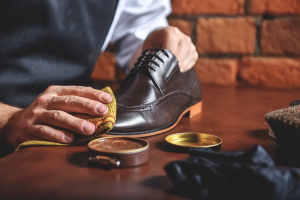 Style and comfort with Church's Grafton Black Polished shoes