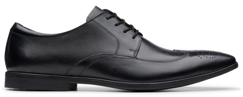 Bampton Wing Black