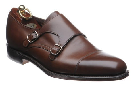 Loake Cannon Dark Brown