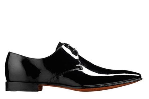 Goldington Black Patent
