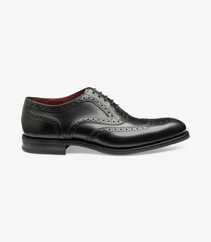 Loake Kerridge Black