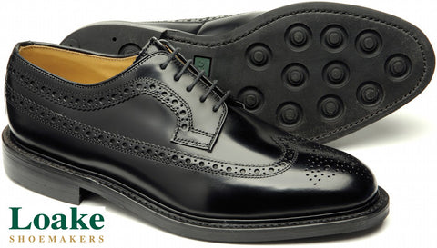 Loake Chester Black