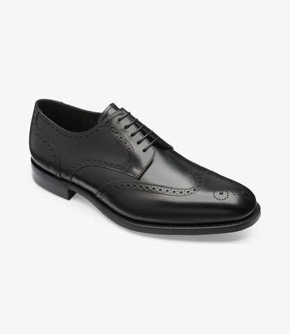 Loake Wembley black
