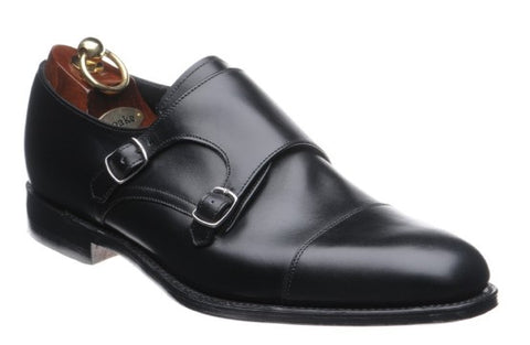 Loake Cannon Black