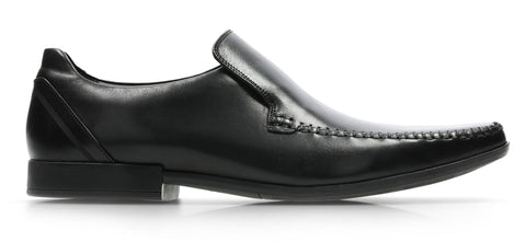 Clarks Glement Seam black