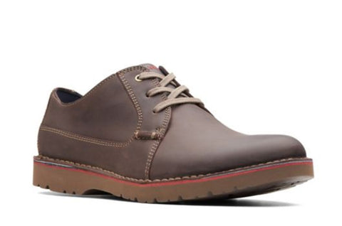 Vargo Plain Dark Brown