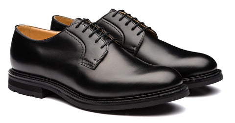 Woodbridge black calf