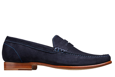 William dark navy