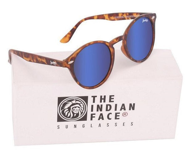 GAFAS DE SOL UNISEX THE INDIAN FACE URBAN SPIRIT TORTUGA BLUE