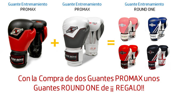 Promocion Guantes Cleto Reyes