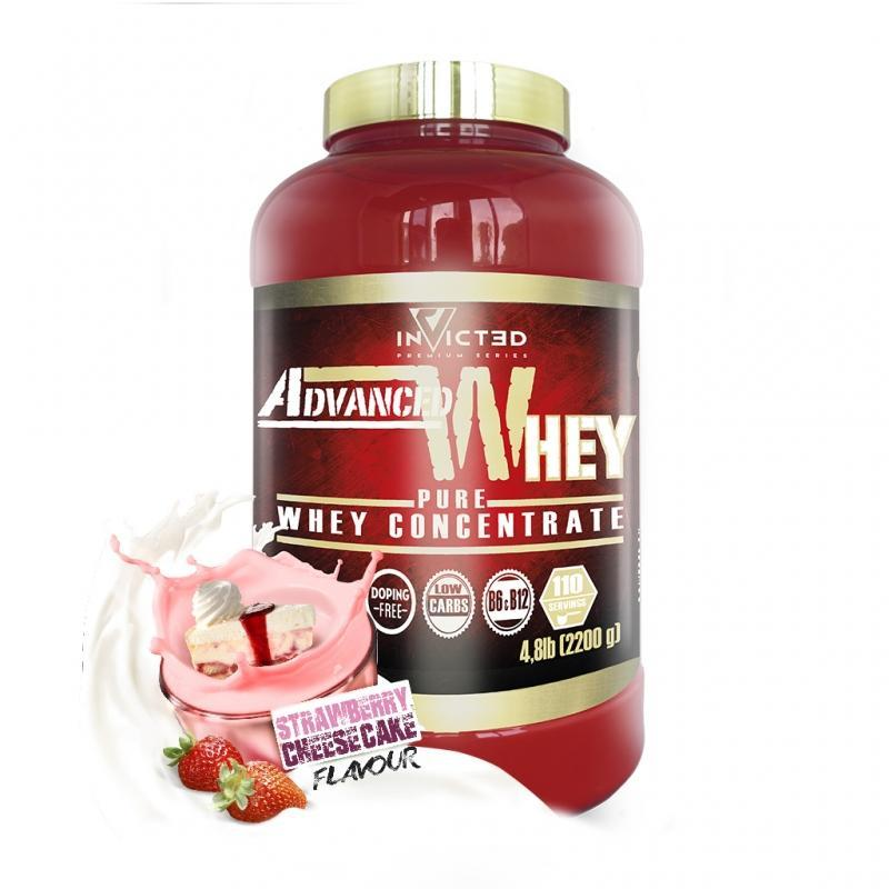 ADVANCED WHEY Proteina Concentrado Suero de Leche