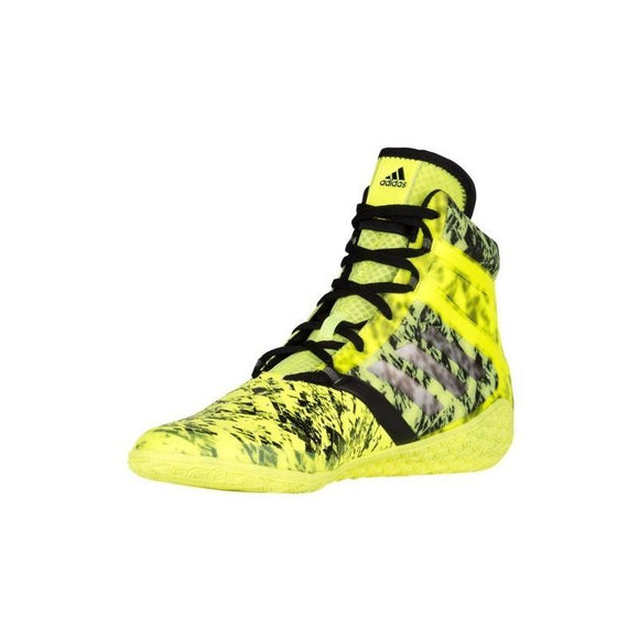 Botas Boxeo Flying Impact Amarillas