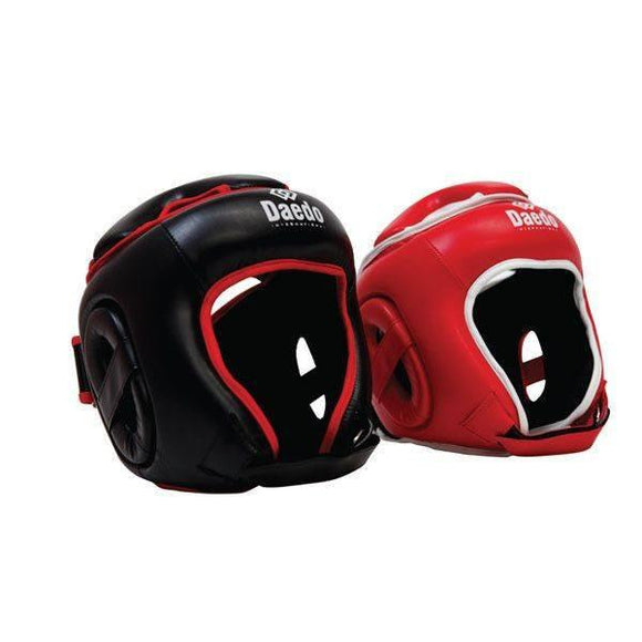 Cascos - Casco Boxeo-Kick Semi Contact